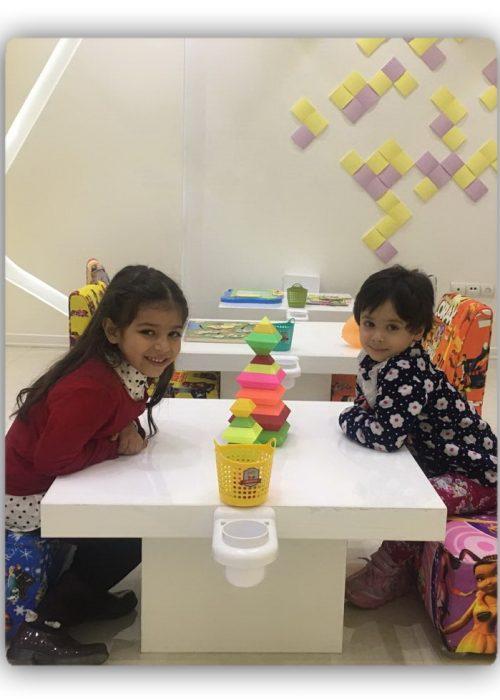 تصاویر کودکان درمان شده در دندانپزشکی دکتر اکرم ابراهیمی متخصص دندانپزشکی کودکان در کرج