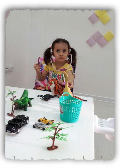 تصاویر کودکان درمان شده در دندانپزشکی تخصصی کودکان در کرج