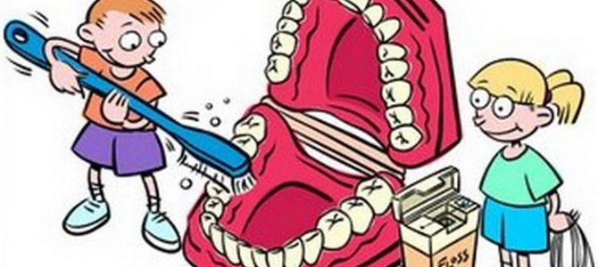 مراقبت های لازم پس از رویش دندان ها